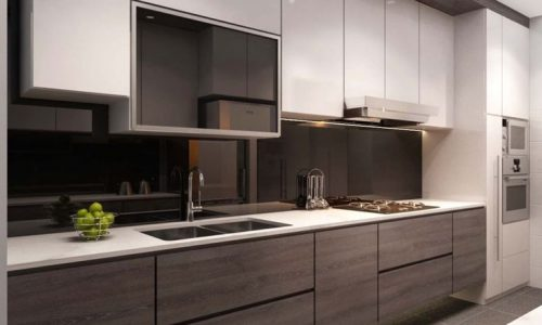 trend-modern-kitchen-cabinet-ideas-at-creative-dining-table-view